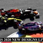 F1 Cars Designs Liveries