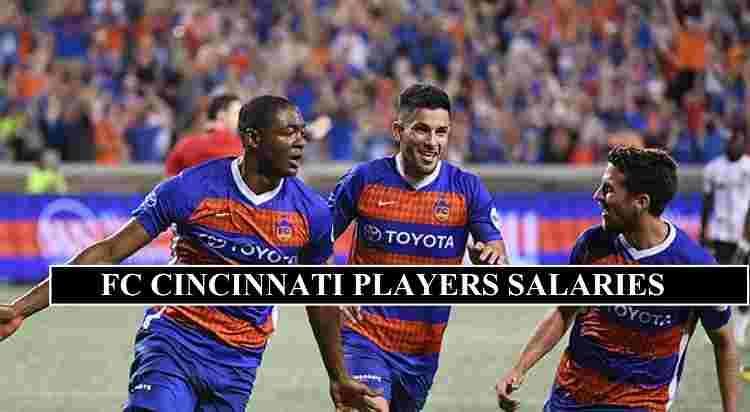 FC Cincinnati Players Salaries