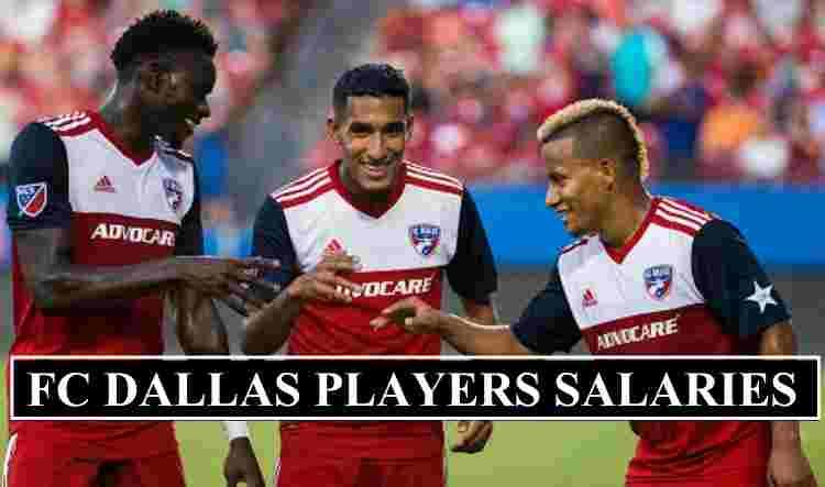 FC Dallas Players Salaries
