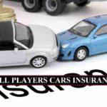 Footballers Car Insurance Cost