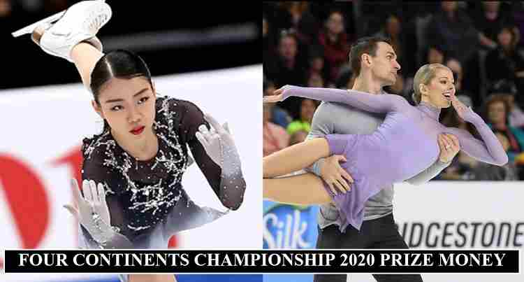 Four Continents Prize Money