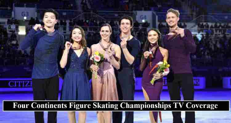 Four Continents 2020 TV