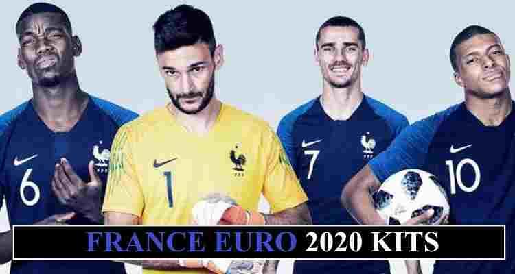 France Euro 2020 Kits