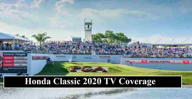 honda classic 2020 tv channels coverage & time table