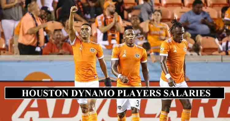 Houston Dynamo players salaries