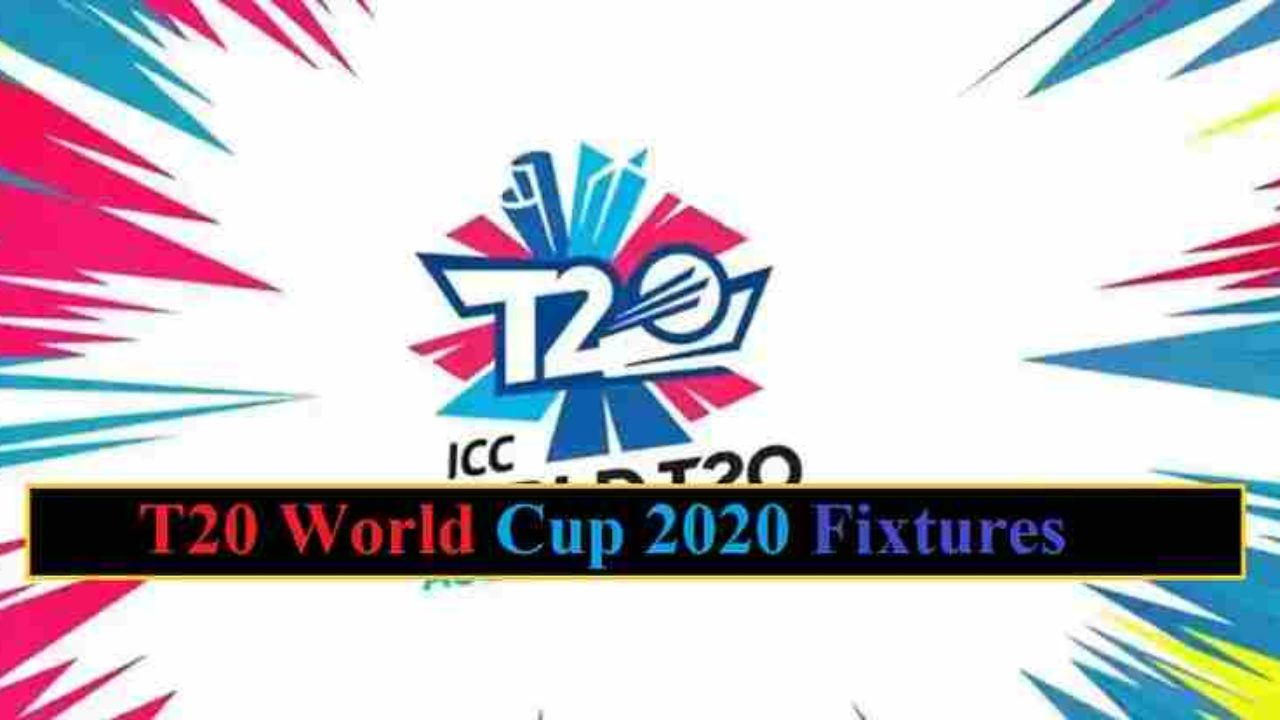 Icc T20 World Cup 2020 Fixtures Complete Matches Time Table
