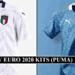 Italy Euro 2020 Kits
