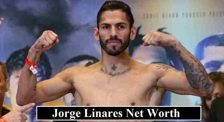Jorge Linares net worth