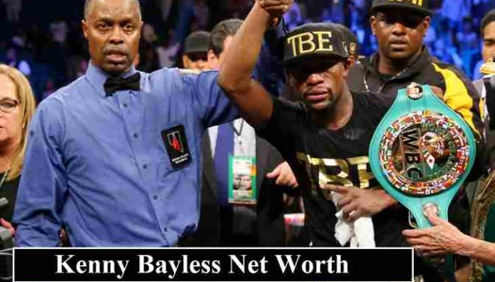 Kenny Bayless net worth