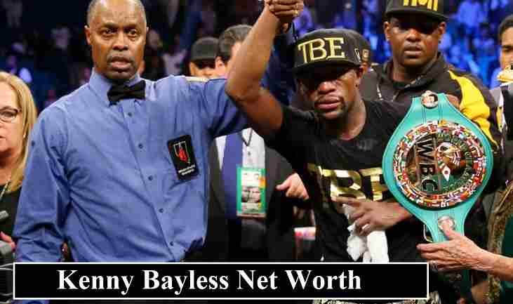 Kenny Bayless net worth