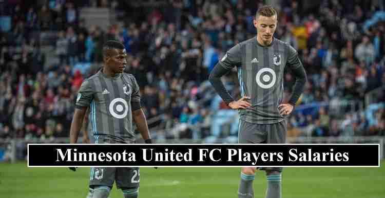 Minnesota United Players Salaries