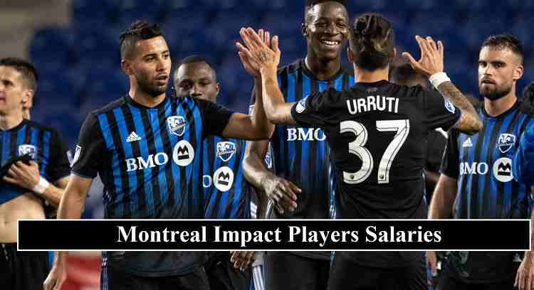 Montreal Impact players salaries