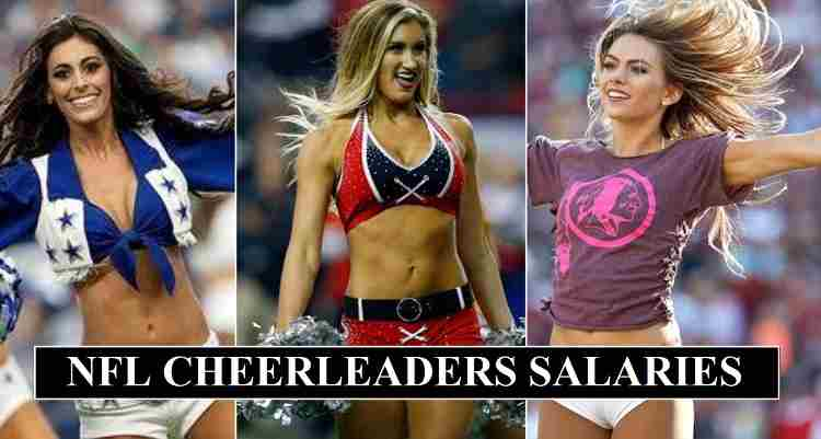 NFL Cheerleaders Salaries