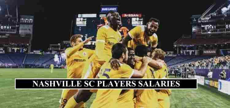 Nashville players salaries