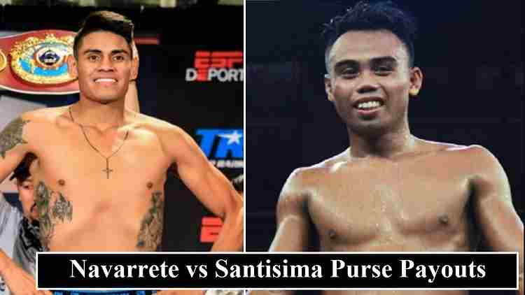 Navarrete Santisima Purse Payouts