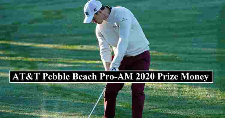 Pebble Beach Prize Money