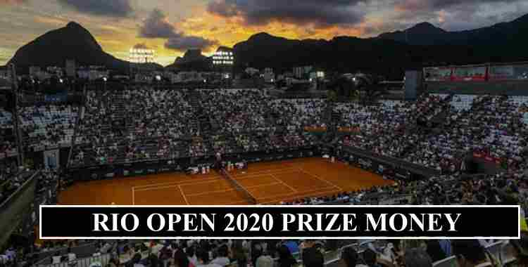 Rio Open 2020 Prize Money