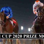Saudi Cup 2020 Prize Money