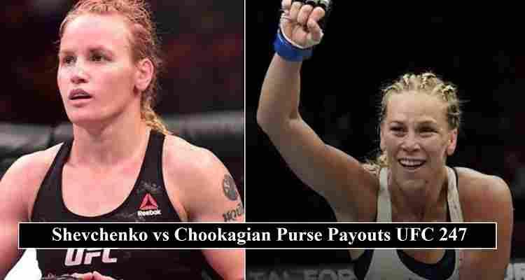Shevchenko Chookagian purse payouts