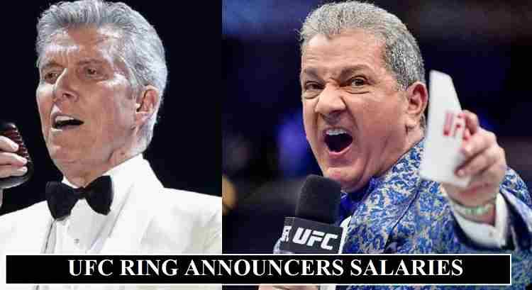 UFC Ring Announcer Salaries