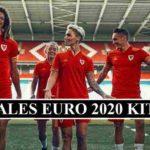 Wales Euro 2020 Kits