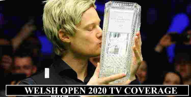 Welsh Open TV Coverage