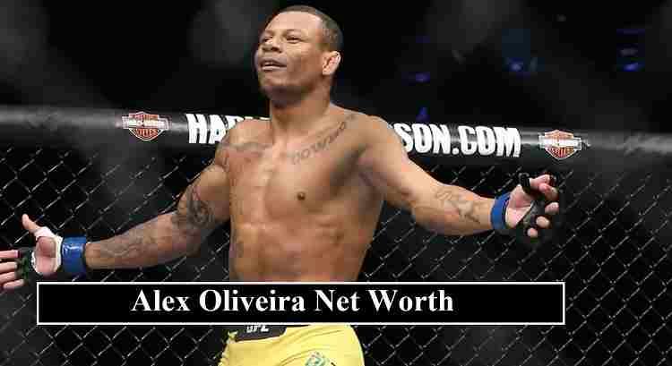 Alex Oliveira net worth
