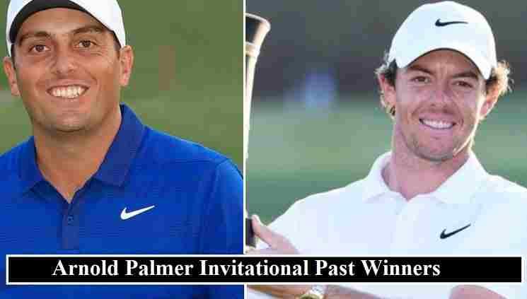 Arnold Palmer Invitational Winners