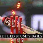 Cricket Led Stumps Bails Cost