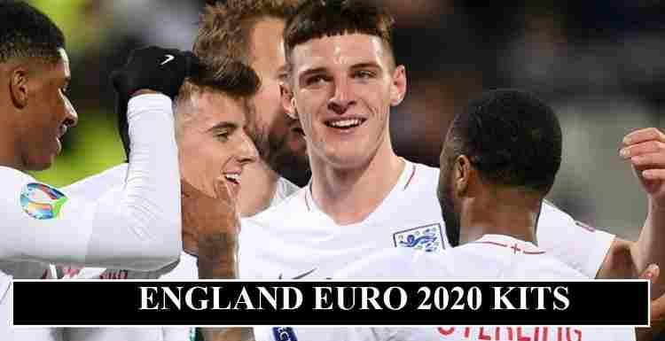 England Euro 2020 Kits