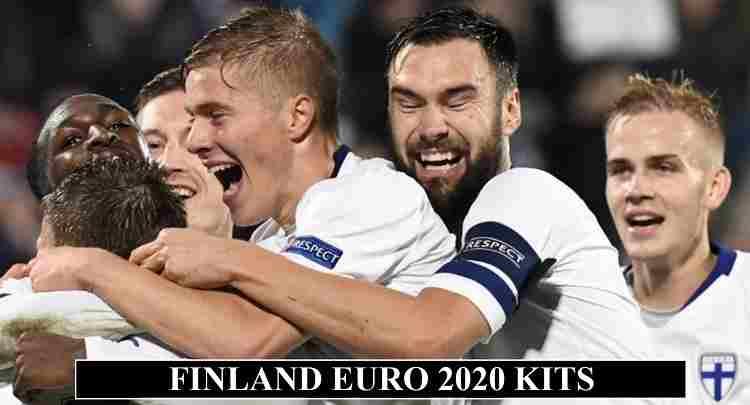 Finland Euro 2020 Kits