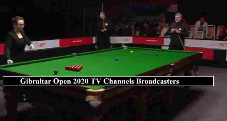 Gibraltar Open Stream Channels