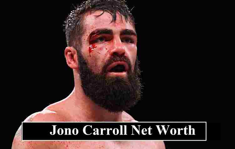 Jono Carroll net worth 2020