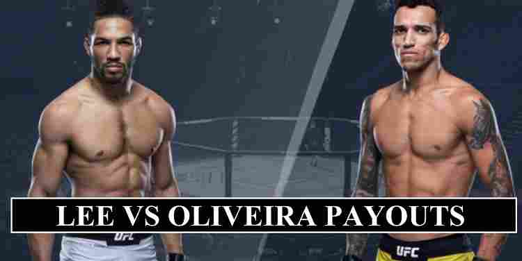 Lee Oliveira Purse Payouts
