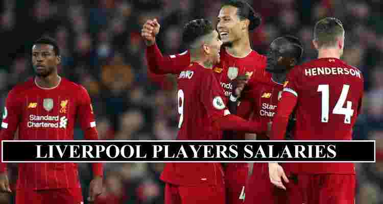 Liverpool Players Salaries