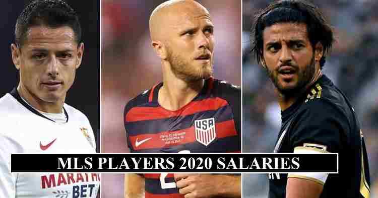 MLS Players 2020 Salaries