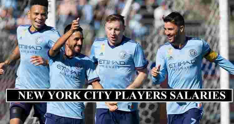 New York City Players Salaries