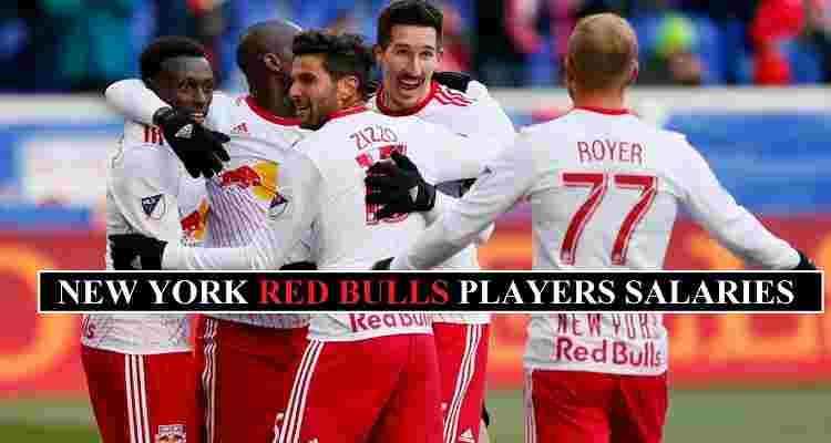 New York Red Bulls Salaries