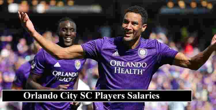 Orlando City Players Salaries