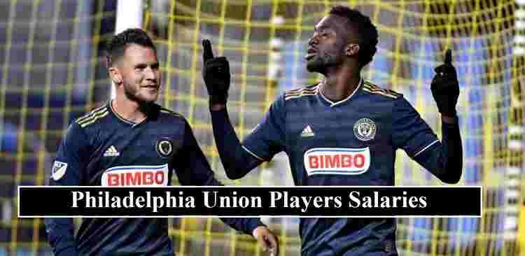 Philadelphia Union players salaries