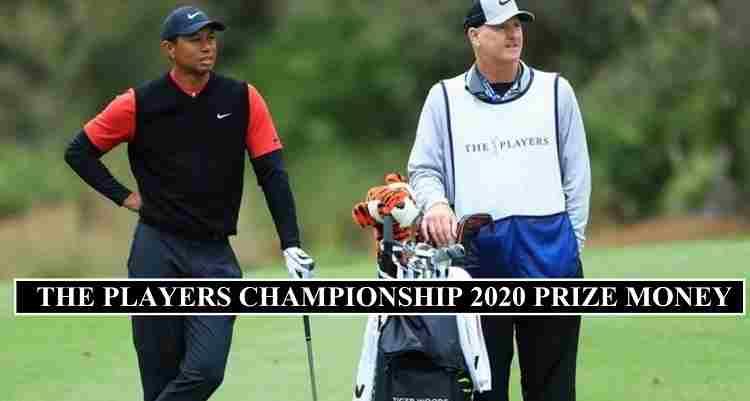 Players Championship prize money