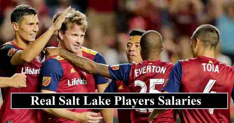Real Salt Lake players salaries