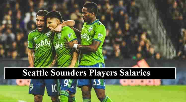 Seattle Sounders players salaries