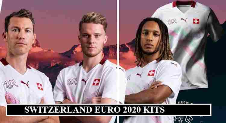 Switzerland Euro 2020 Kits
