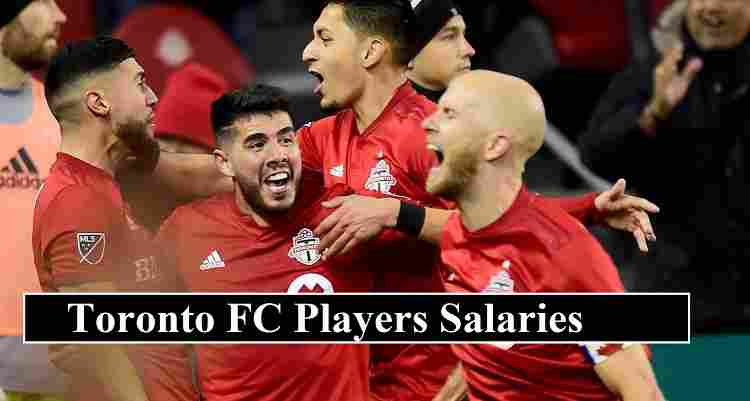 Toronto players salaries