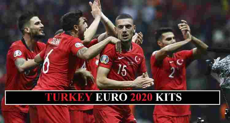 Turkey Euro 2020 Kits