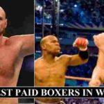 Highest Paid Boxers WWE PPVS