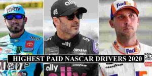 Highest Paid NASCAR Drivers 2020
