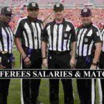 NFL Referees Salaries