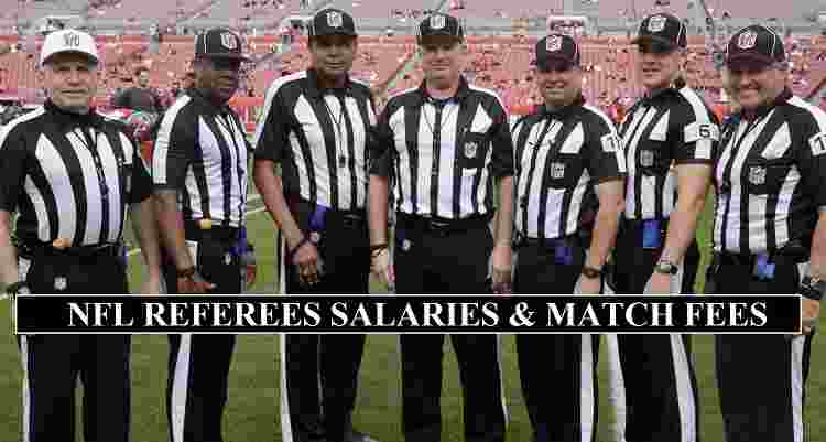 NFL Referees Salaries
